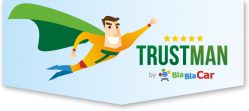 Be A Trustman | Blablacar