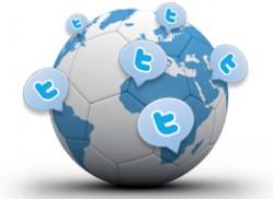 Twitter Trends 100 Cities
