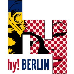 hy! Berlin logo