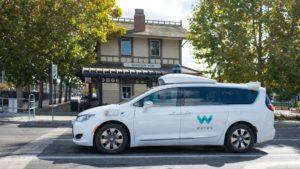 waymo ia voiture autonome californie - Rude Baguette
