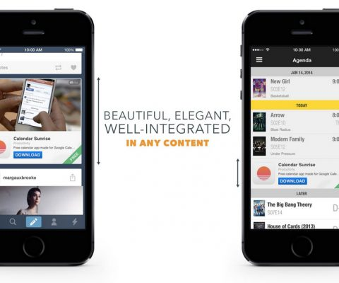 Appsfire's latest Ad Format enables Mobile App Developers to include newsfeed-style Ads