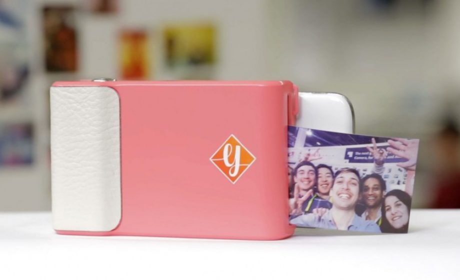 Prynt's Polaroid Plugin Case for smartphone Propels past $500K on KickStarter