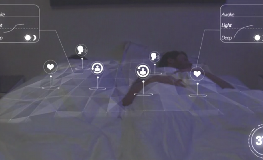 [CES 2014] Withings launches Aura, a bedtime companion that tracks your sleep from under the covers