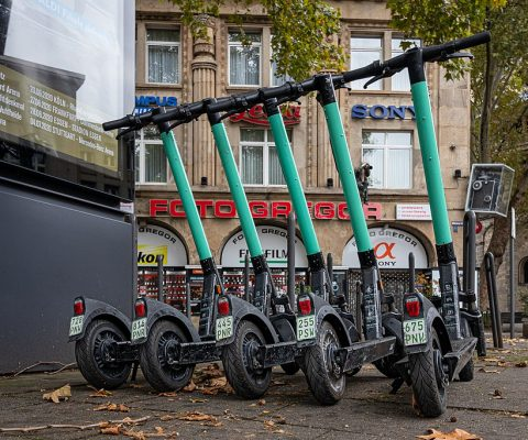 Tier Mobility, the Berlin-based e-scooter firm,  boosts Series B funding round to $100 million