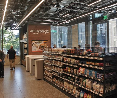 Amazon has started offering its cashierless checkout system to other retailers