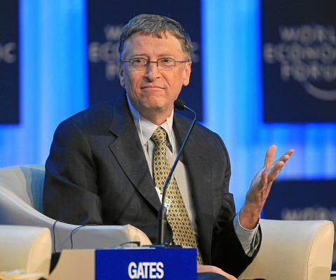 Bill Gates steps down from the Microsoft board, to focus on philanthropy