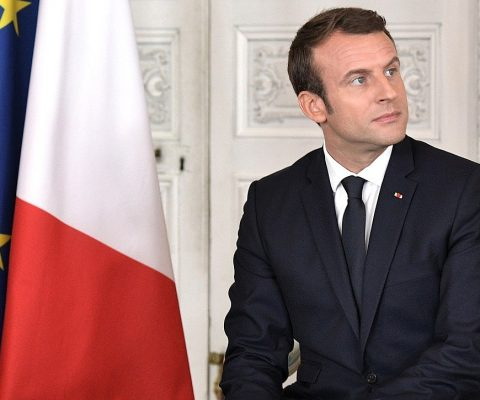 Macron announces €5 billion in funds to develop tech startups