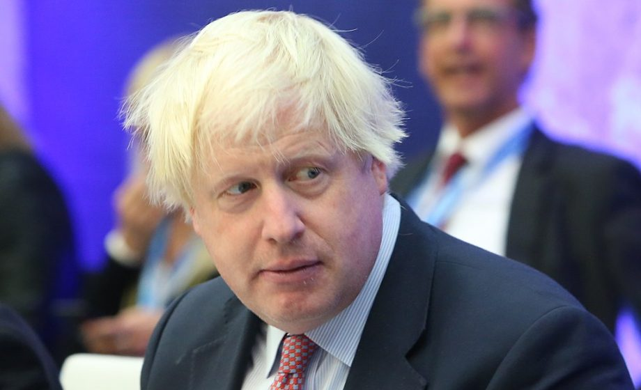 Boris Johnson signals he could favor excluding Huawei from the UK's 5G networks