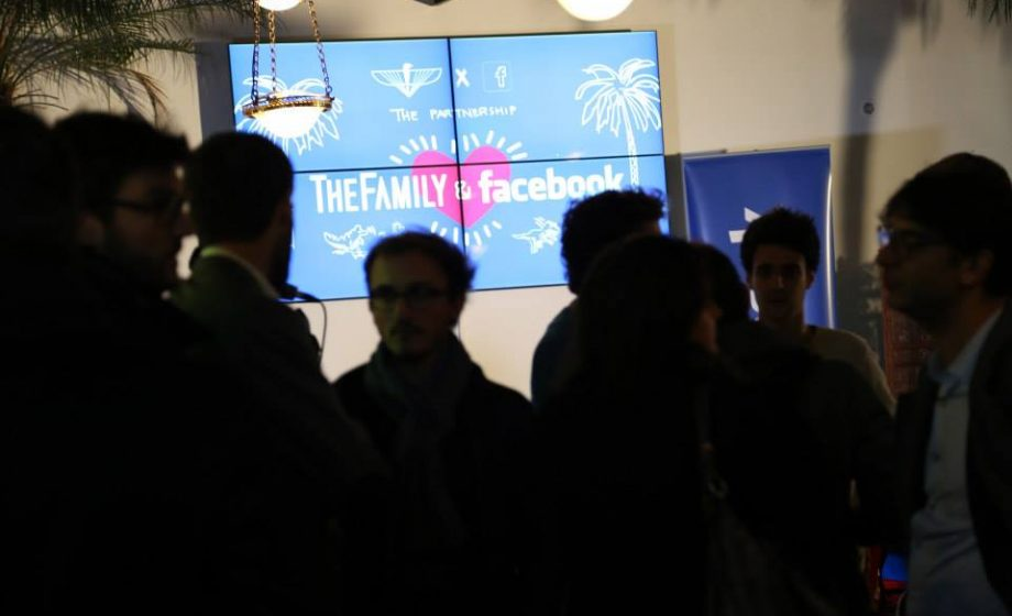 With their latest partnership, Facebook's getting serious about Startups in Europe