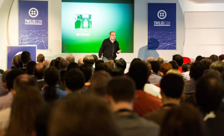 Twilio brings its annual TwilioCon event to Europe for the first time