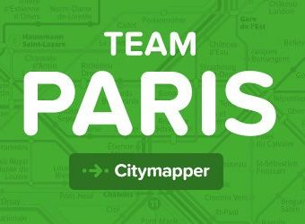 After New York & London, all-in-one public transit guide Citymapper launches in Paris
