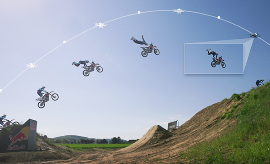 "A Drone built just for aerial video? Kickstarter says ""Shut up and take my money"""