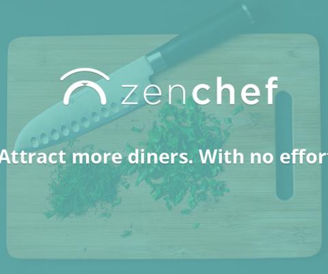 #FoodTech startup ZenChef (formerly 1001Menus) raises €6 Million to bring 25,000 restaurants online by 2018