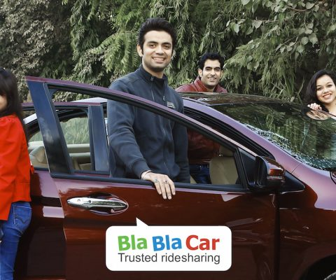 Blablacar launches in India