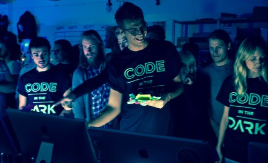 5 Reasons to get excited about Code in the Dark!