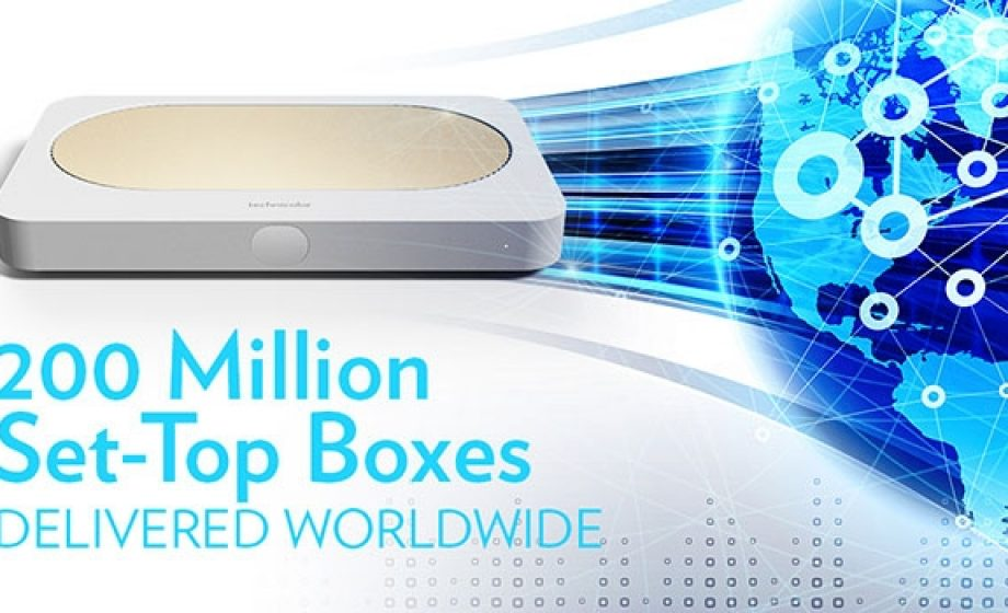 Technicolor turns 100, spends $600 Million to acquire Cisco's connected devices business.