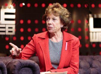"""[VIDEO] """"Hello Startups!"""" – Neelie Kroes tells European entrepreneurs to make their voices heard"""