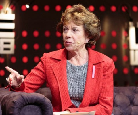 "[VIDEO] ""Hello Startups!"" – Neelie Kroes tells European entrepreneurs to make their voices heard"
