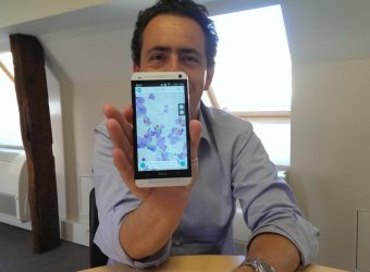 With 1M€ from Elaia Partners, Sensorly launches its new mobile app and website