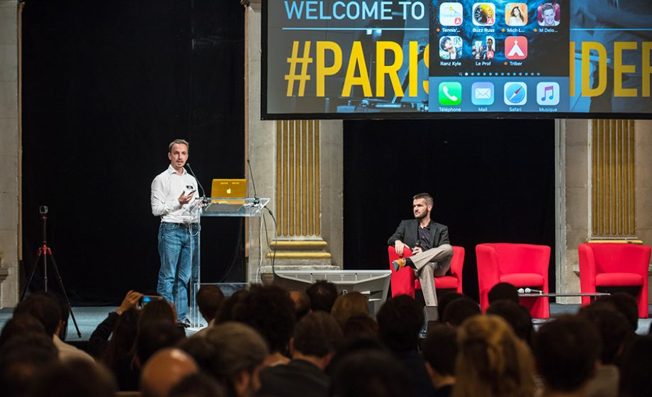 Meet the 5 startups selected to pitch tonight at #PARISFOUNDERS