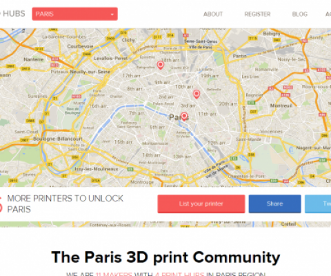 Balderton invests in 3D Hubs, a social network for the 3D Printing community