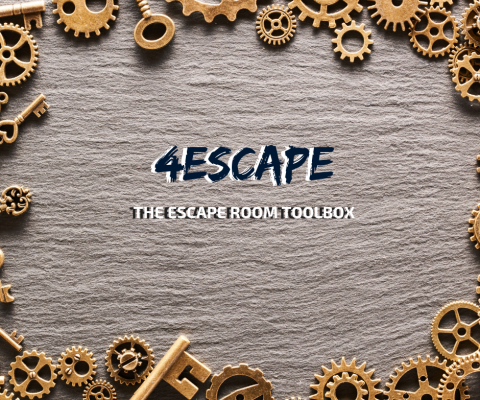 #FrenchTechFriday: 4Escape, the toolbox for your escape