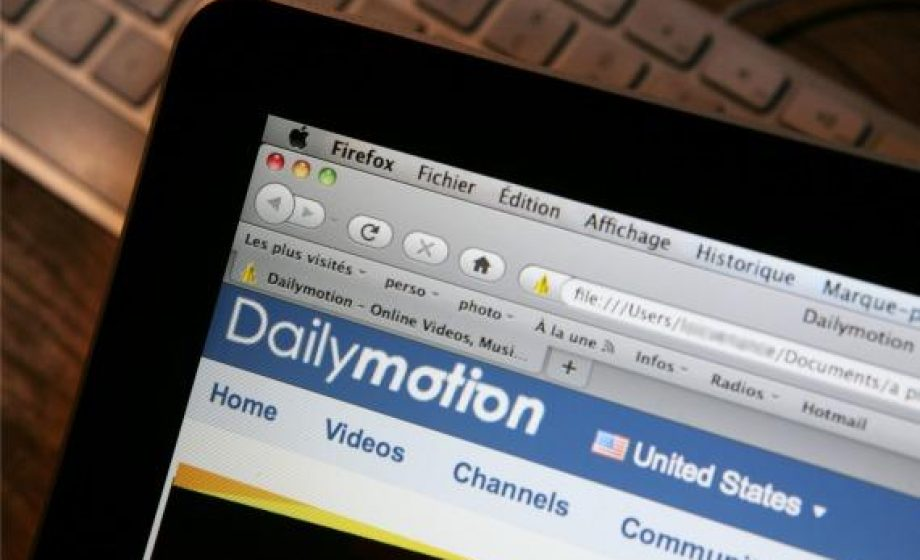 The irony of the French government's intervention in the Yahoo! – Dailymotion deal…