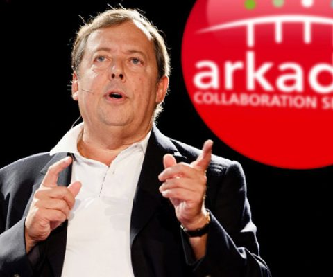Japan's NTT purchases 91% stake in collaboration software maker Arkadin for €350M