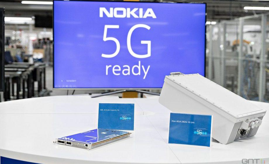 Déploiement de la 5G en France: Nokia en pôle