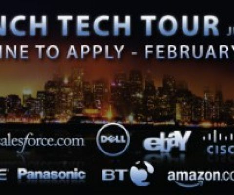 16 Startups selected for Ubifrance's French Tech Tour to the Silicon Valley, including DocTrackr, Sush.io & Wimi