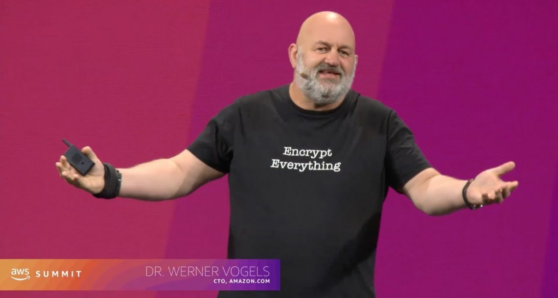 Cloud: AWS recommande de «tout chiffrer»