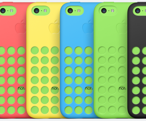 Why are Apple ads in France advising against the iPhone 5C?