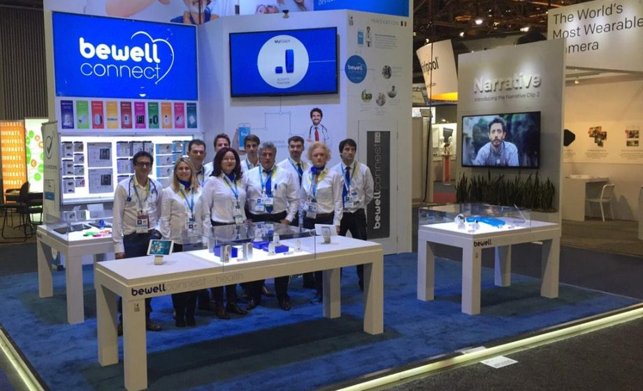 CES: Test for ebola or Track your dog – BeWell Connect's 10 products