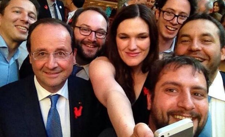 François Hollande meets with US VCs & the French Tech community. What's next?