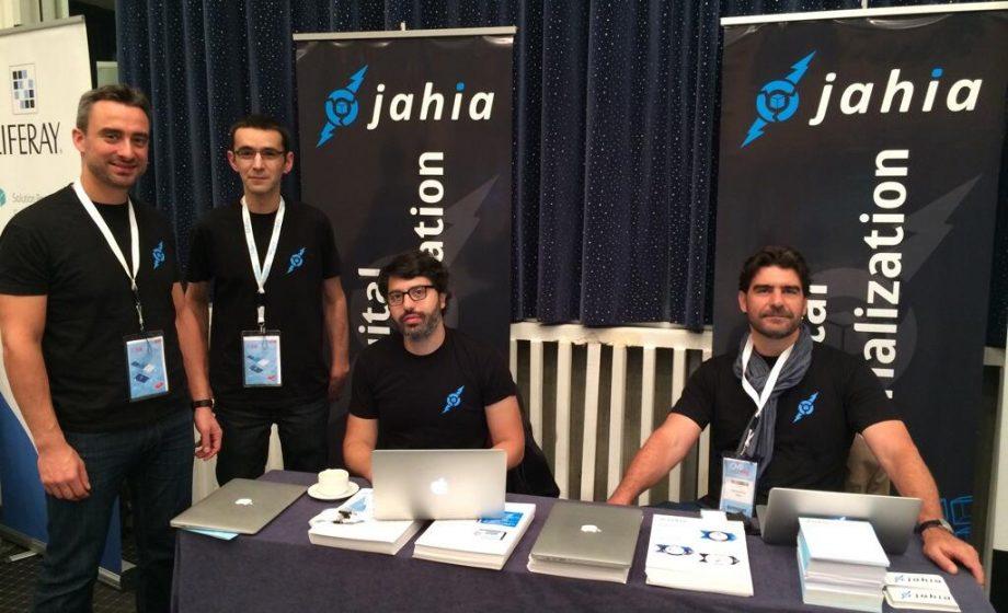 UXP leader Jahia raises €20 million to expand its global reach