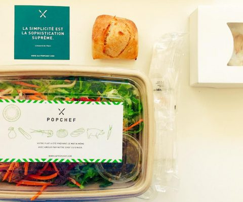 PopChef raises seed round to deliver 10€ lunches in Paris in under 15 minutes