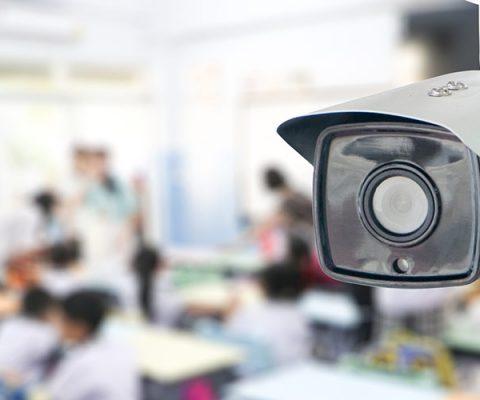 La CNIL rappelle: pas d'excès de vidéosurveillance dans les établissements scolaires