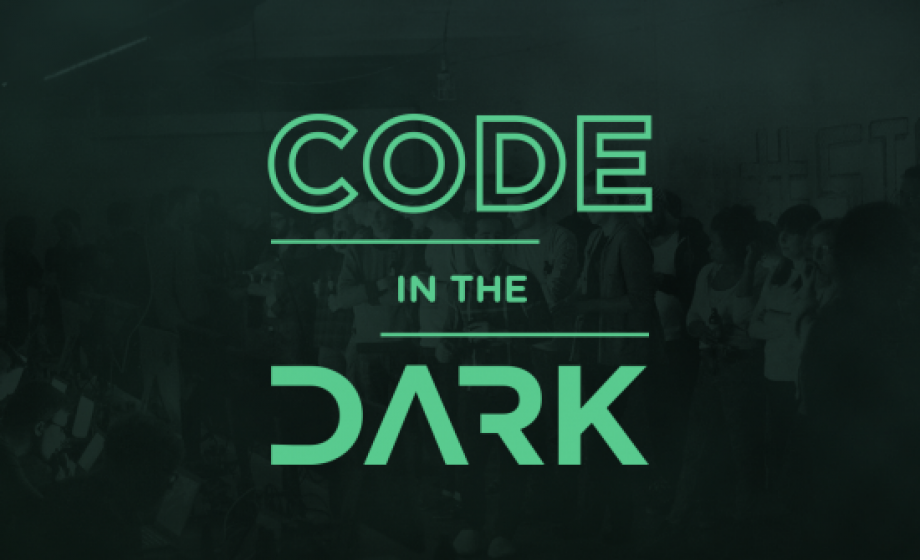 Hackathons are dead. Introducing Code in the Dark.