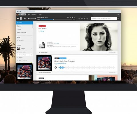 Deezer to launch in the USA in 2014 with a partner, potentially Microsoft