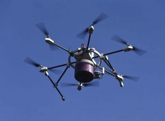 Drone crashes near schoolchildren in Switzerland, postal service suspends flights