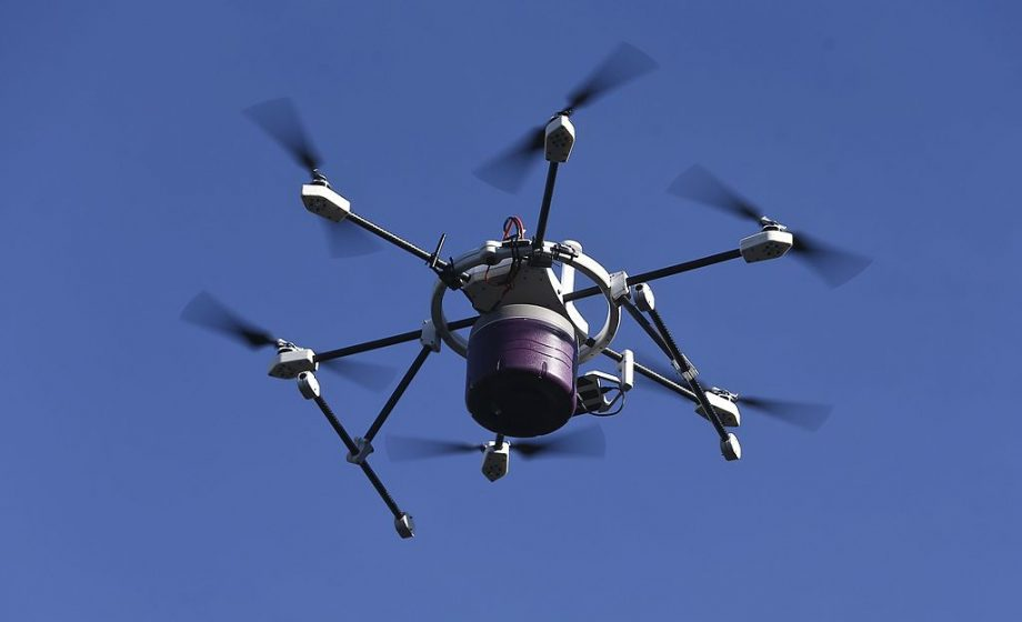 Drone crashes near schoolchildren in Switzerland, postal service suspends flights