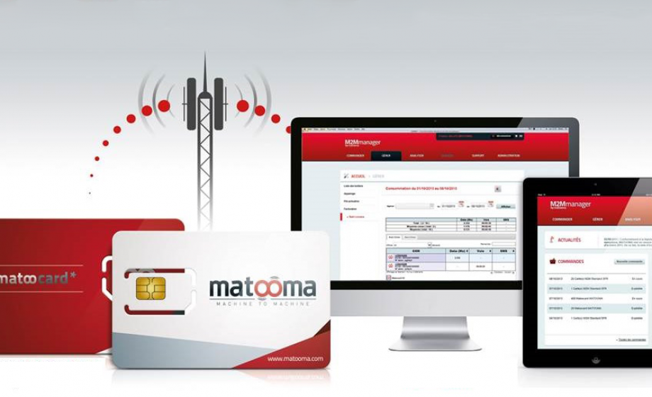 #ConnectedConf: Interview with Matooma's CEO, Frederic Salles