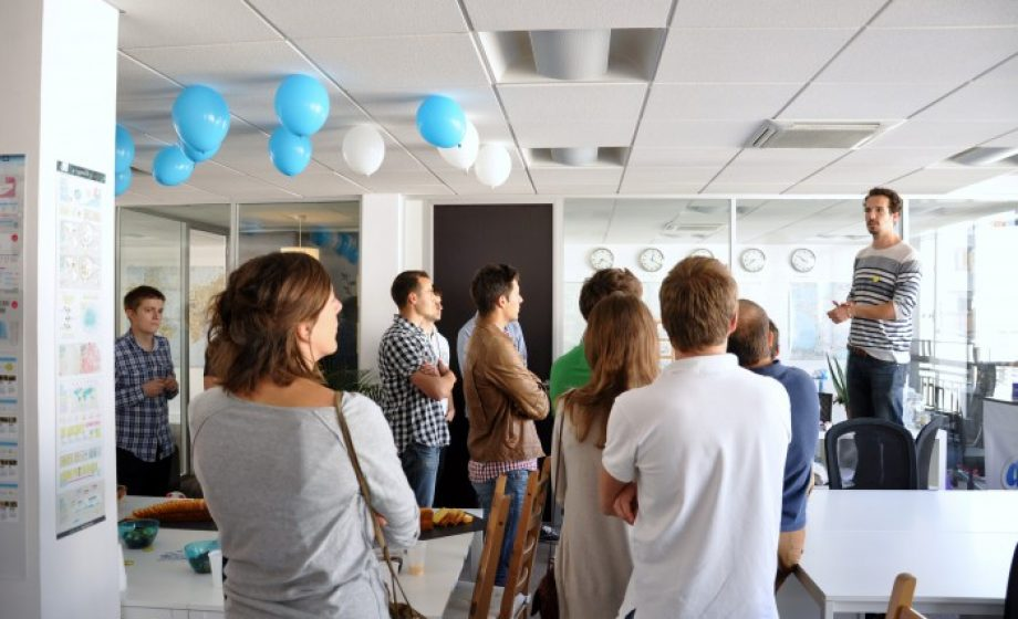 Startup Assembly, where 500+ startups across France will open their doors on June 12-14th