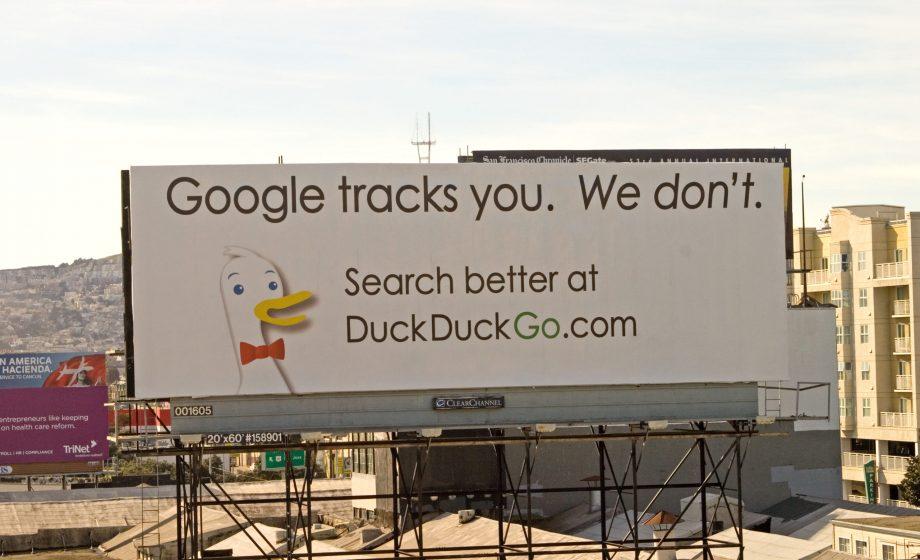 DuckDuckGo renforce sa lutte contre les trackers et le pistage