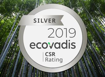 Levée de fonds de 200 millions de $ pour EcoVadis, spécialiste de la notation RSE