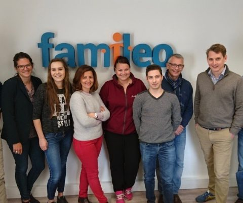 #FrenchTechFriday : Bringing families back together with Famileo