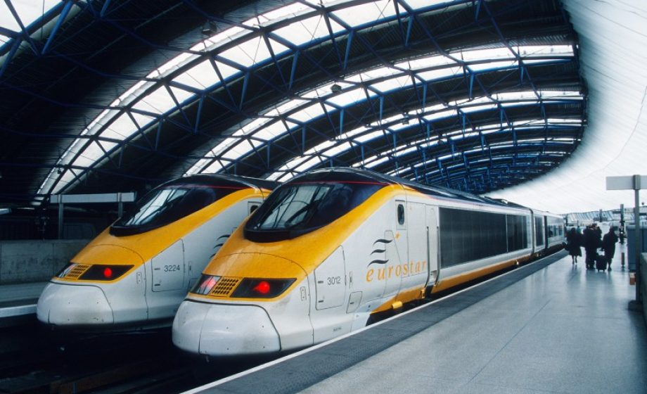 Eurostar trains will have on-board WiFi in 2014 as part of £700 Million overhaul