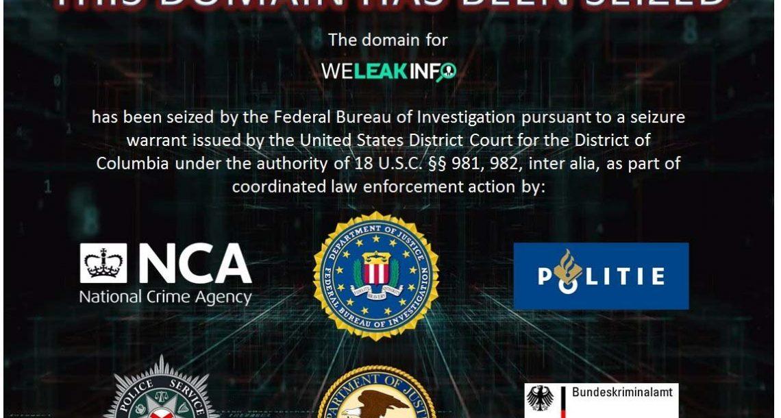 Le FBI ferme un site spécialisé dans la revente d'identifiants volés