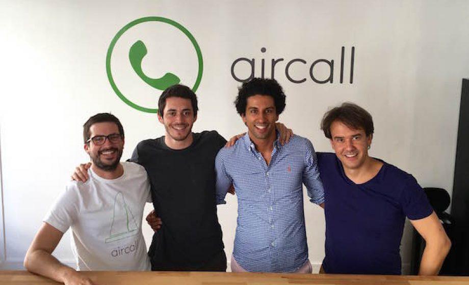 Start-up: Aircall, spécialiste de la téléphonie d'entreprise, lève 25 millions d'euros