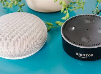 Enceintes connectées: Amazon, Google, Apple, tous satisfaits!